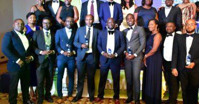 MTN Ghana Finance Team Bags Six Awards at the 5ThGhana Finance & Innovation Awards