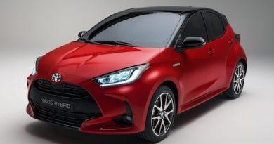 Toyota cuts CO2 emissions in new Yaris hybrid