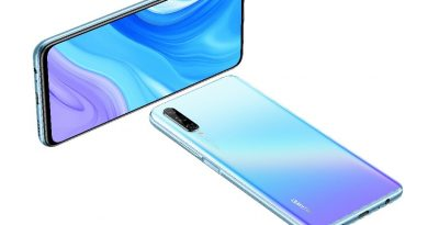How Huawei Y9s Helps You Commit to a Successful New Year Resolution